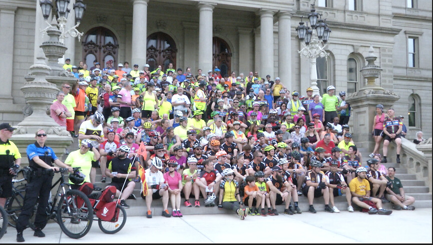 Greater Lansing Host 10th Annual Ride of Silence