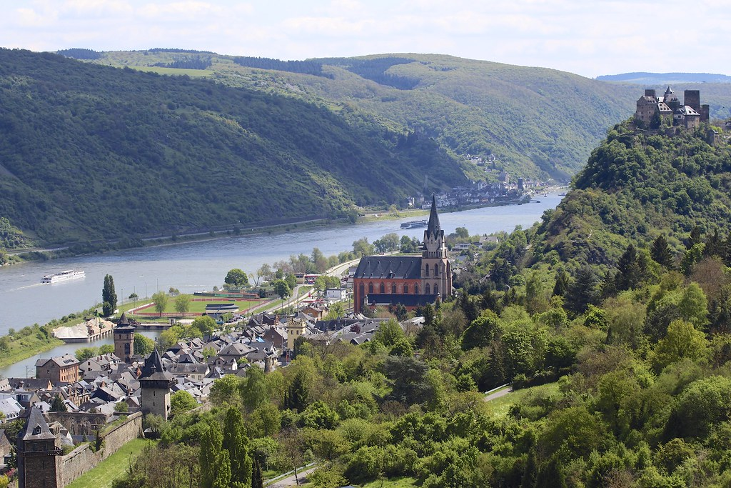 Reinin laakso. Saksan romanttisin viintie