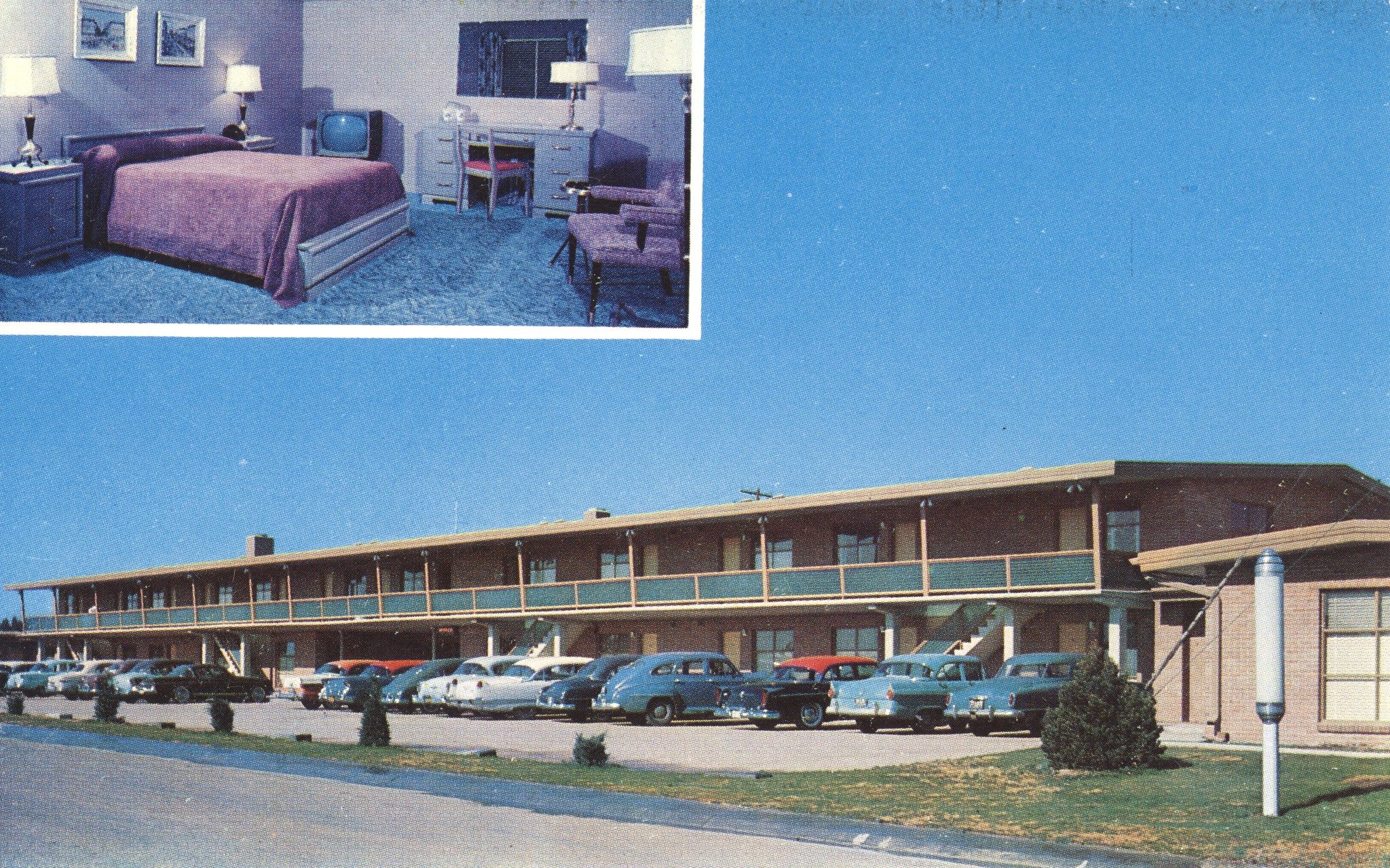 Park Hill Motor Hotel - Denver, Colorado