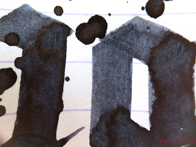 Ink Shot Review Diamine Music Chopin @AppelboomLaren 7