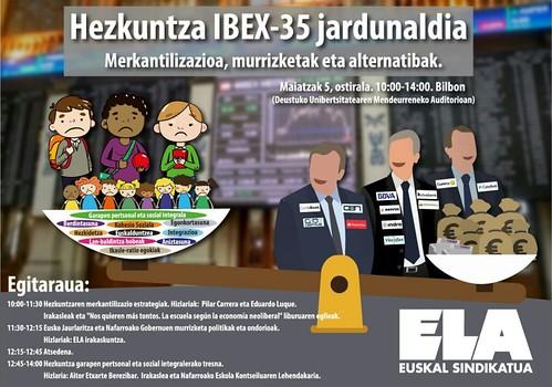Hezkuntza Ibex-35 Jardunaldia