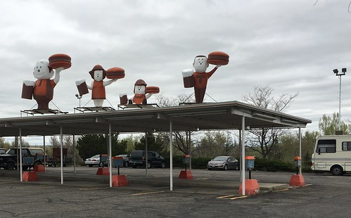 A and W Rootbeer Sign Shifters. From The Art of Road Tripping, Part 2: Remaining Open