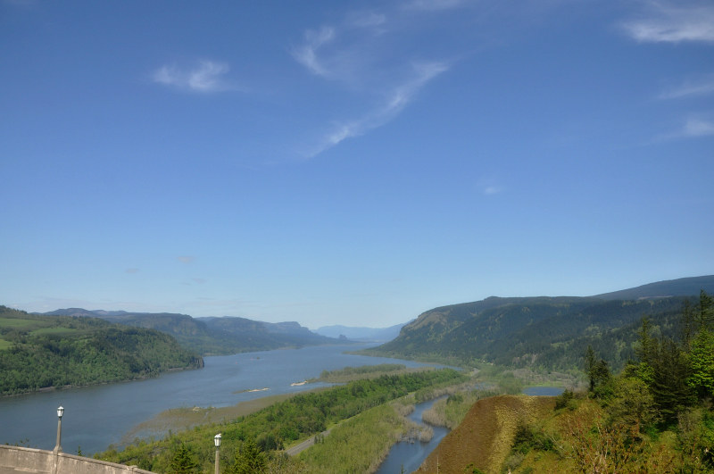 Columbia Gorge East @ Mt. Hope Chronicles