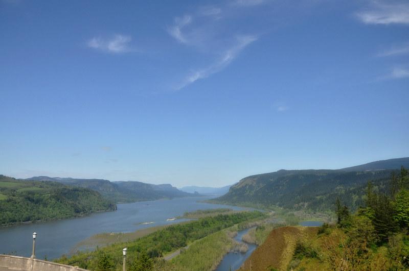Columbia Gorge East @ Mt. Hope Chronicles