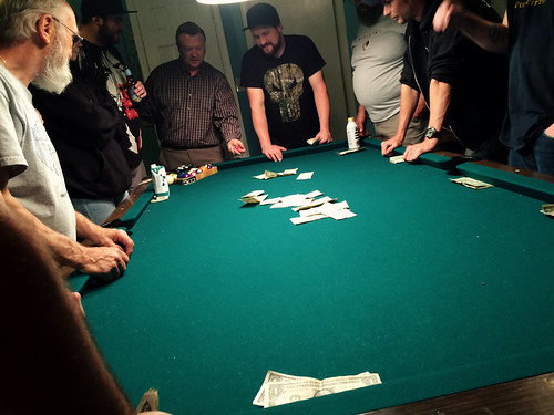 Poker Night - Cee-lo (May 12 2016)