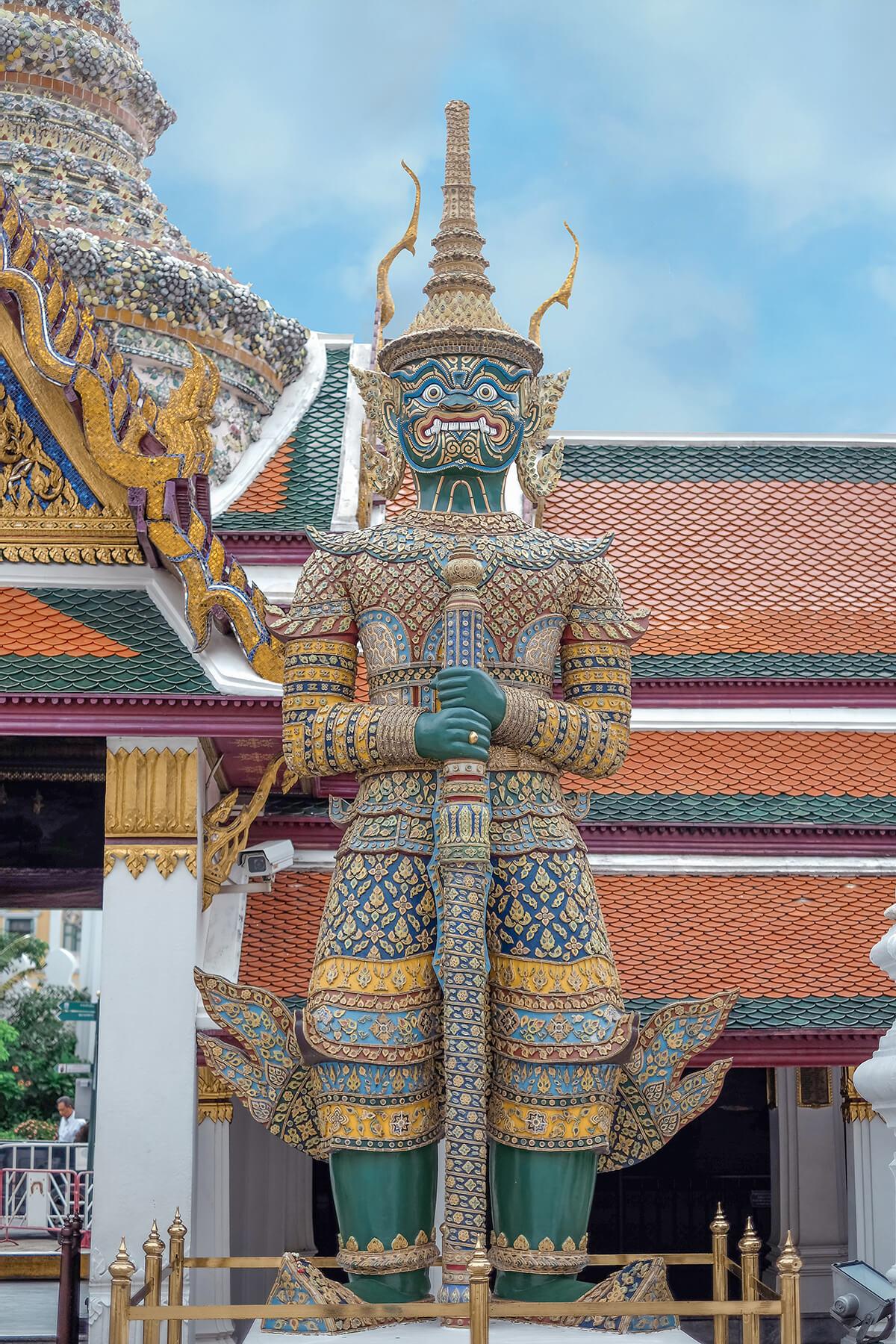 Grand Palace Bangkok, Thailand