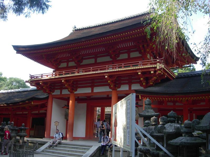 Santuario Kasuga Taisha Templo linternas Nara