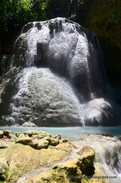 halfwhiteboy - aguinid falls, samboan, cebu 15