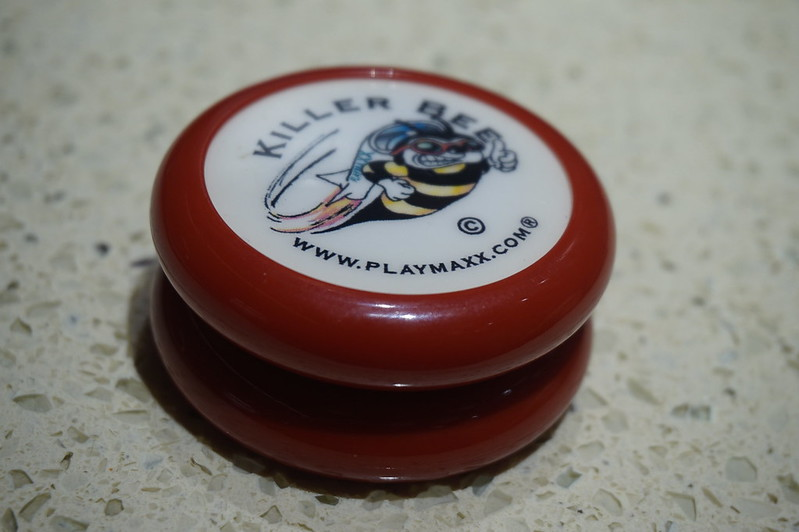 PLAYMAXX PROYO KILLER BEE RARE PIECE!