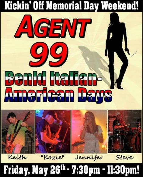 Agent 99 5-26-17