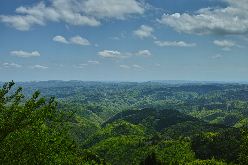 弥高山からの絶景 #1