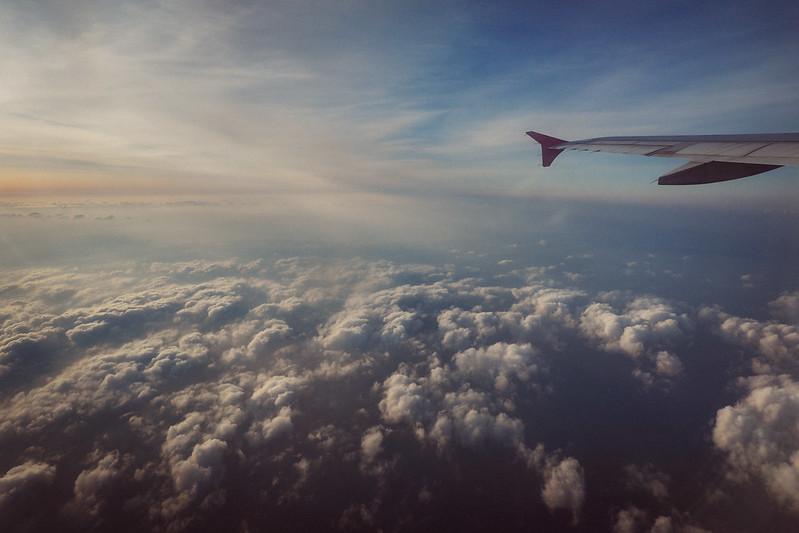 天空上|10000m