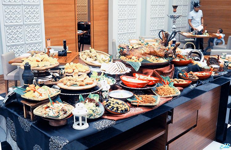 Ramadan Buffet at Doubletree Hotel JB