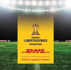 DHL se une a la Conmebol Libertadores