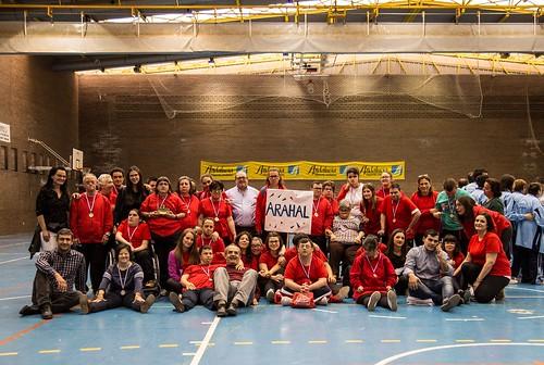 AionSur 34266298406_0b3ddd19d6_d Jornada deportiva y festiva en el Pabellón Municipal Asociaciones Sociedad