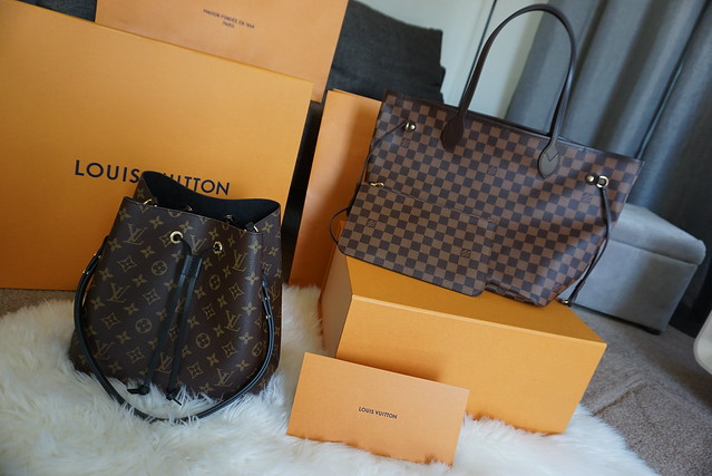 Louis Vuitton Birthday Haul