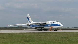 Antonow An-124 (Volga-Dnepr Airlines)