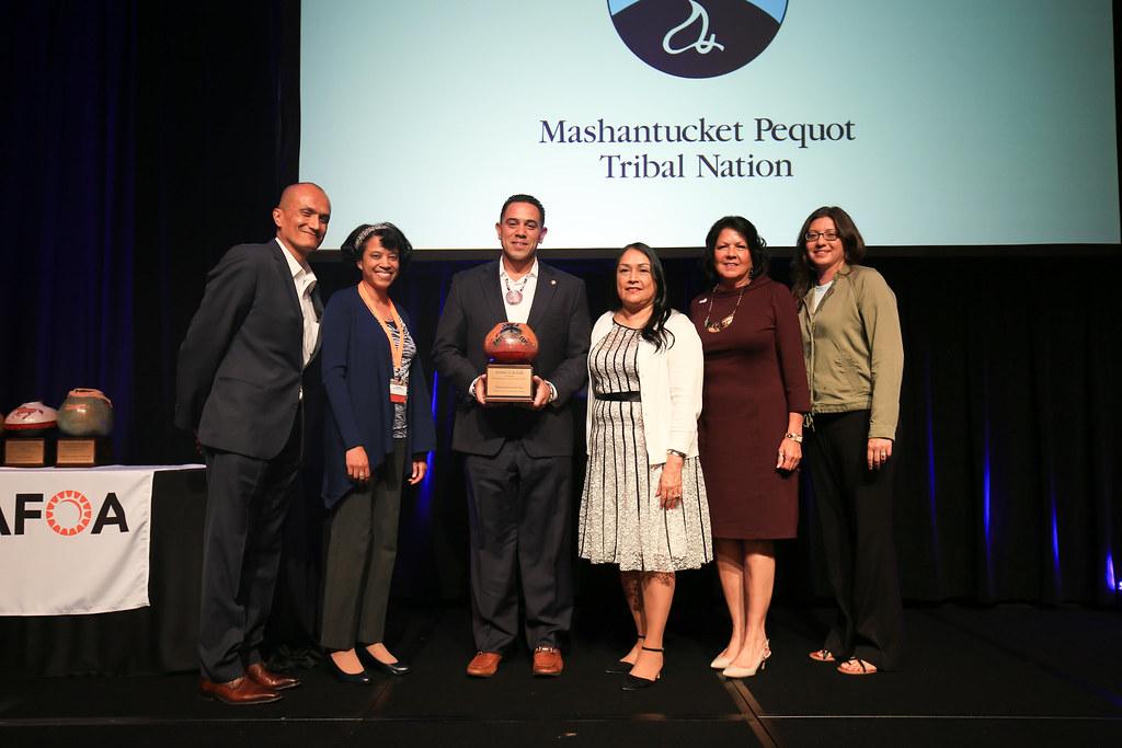 NAFOA Tribal Leader of the Year Award