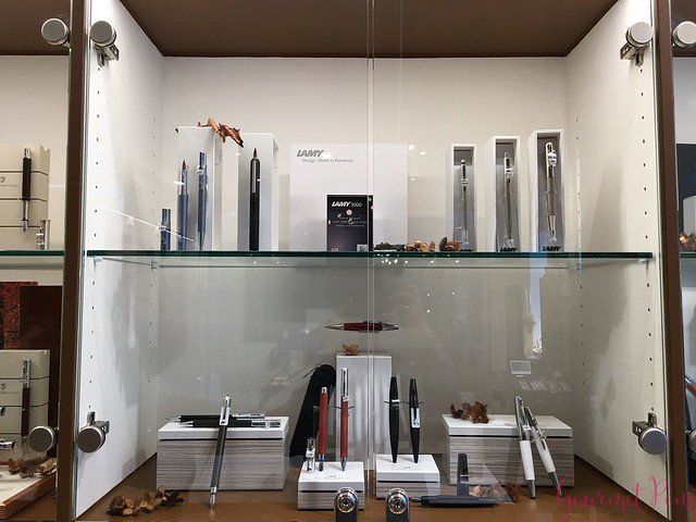 Field Trip Sakura Fountain Pen Gallery in Diest, Belgium @sakurafpgallery 6