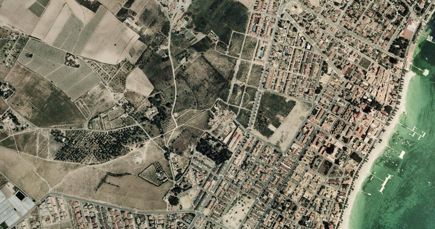 santiago de la ribera, murcia, peor que la manga, antes, urbanismo, planeamiento, urbano, desastre, urbanístico, construcción