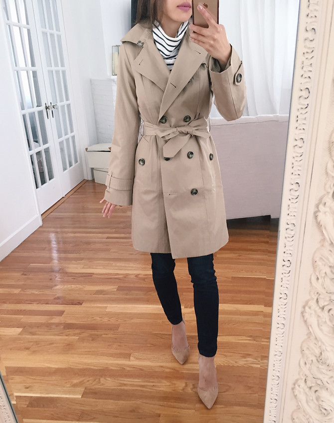 london fog macys petite trench coat spring jackets