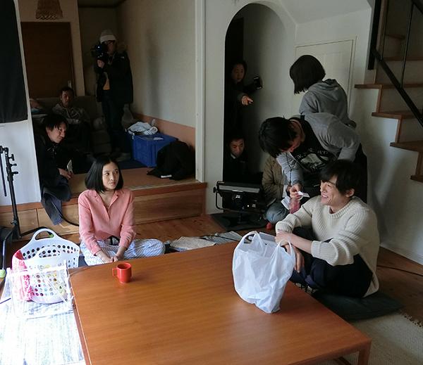 「ミライース」新CMで高橋一生と共演している妻役は、女優の澤山薫