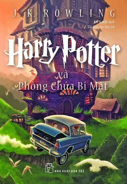 Harry Potter và Phòng Chứa Bí Mật - J.K. Rowling (Bản Mới)