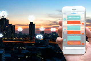 Chatbots: Game Changer for Banking & Healthcare