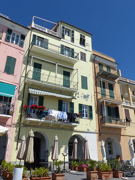 immeubles d'Imperia