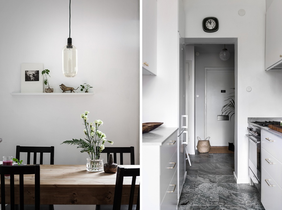 Small But Very Beautiful Swedish Home