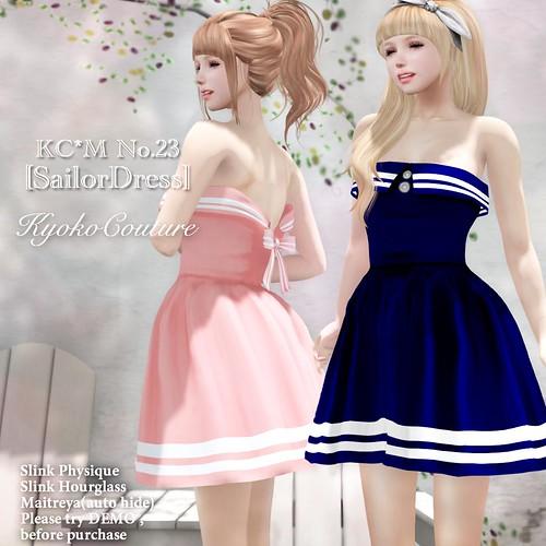 KC*M No.23[SailorDress]