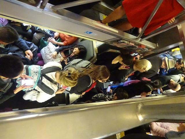 Caltrain fullpackat
