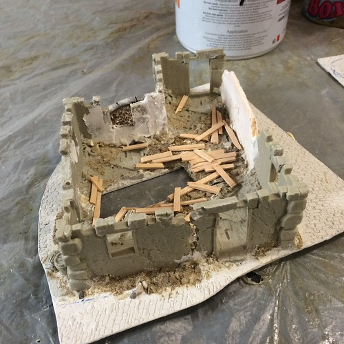 Malval District project - Mordheim table 34608692995_b0d7d982ed