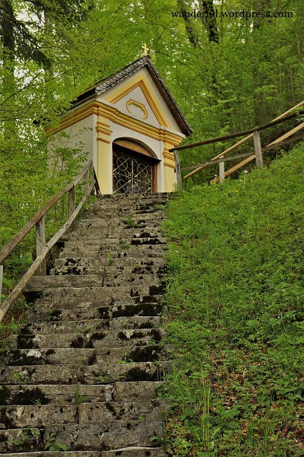 Kalvarienberg in Lenggries