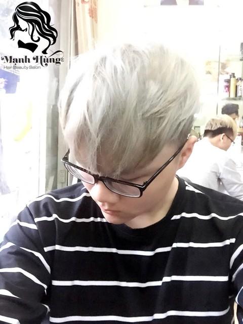 cắt tóc nam đẹp 2