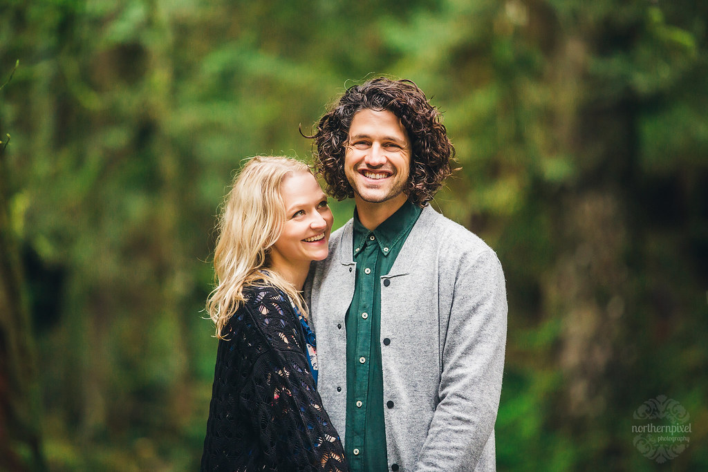 Engagement Session - Golden Ears