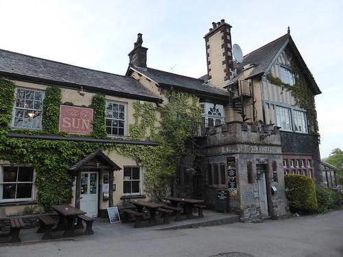 Sun Inn, Coniston