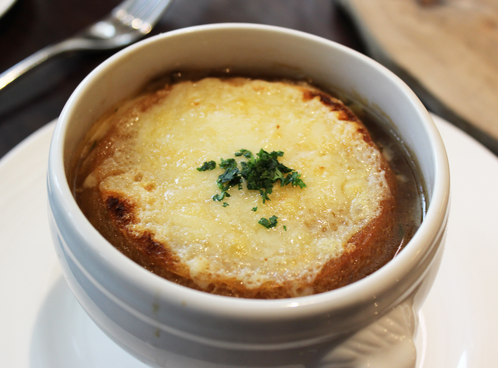4 French onion soup Hunter 486 The Arch London Restaurant Review FoodFashFit (4)
