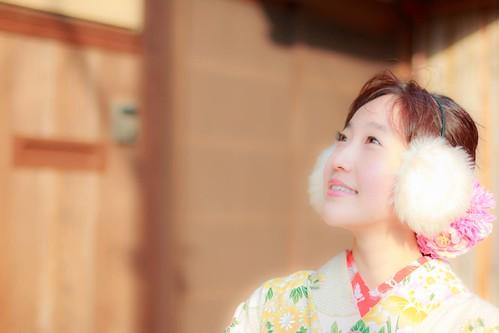 【日本和服體驗】這是真的! 瞬間變身萬人迷— Rose 京都 和服一日散策「岡本和服」(下)
