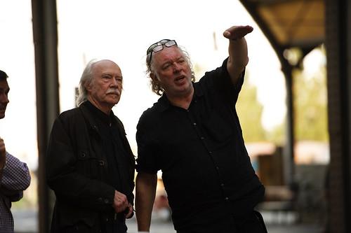 映画『僕とカミンスキーの旅』ヴォルフガング・ベッカー監督 © 2015 X Filme Creative Pool GmbH / ED Productions Sprl / WDR / Arte / Potemkino / ARRI MEDIA