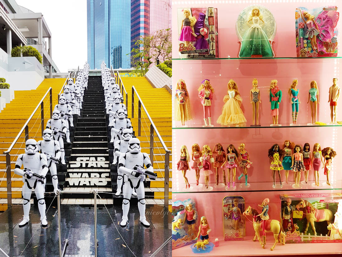Barbie Star Wars Stormtrooper The Legend of Hong Kong Toys at the Hong Kong Museum of History 香港歷史博物館 -香港玩具傳奇