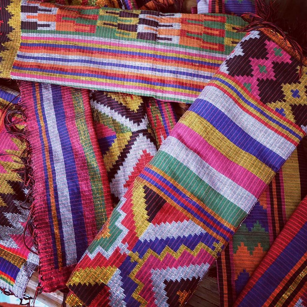 Sulu's PIS SYABIT, Tausug's Ingenuity In Weaving. #weave