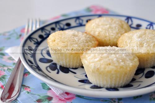 Friands de coco