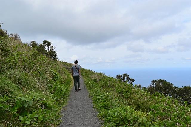 八丈富士 日帰り登山