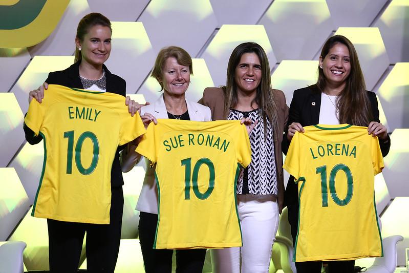 Somos Futebol: Desenvolvimento do Futebol Feminino