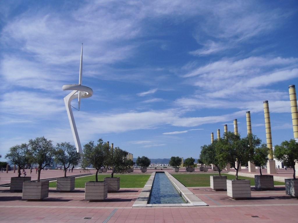 Olympic Park, Barcelona