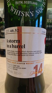 SMWS 46.52 - A storm in a barrel