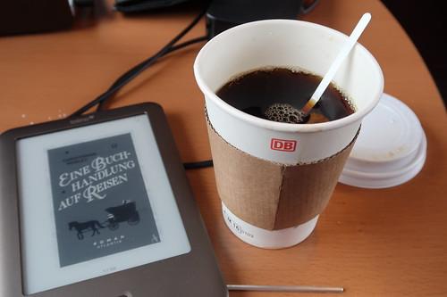 Kaffee im IC