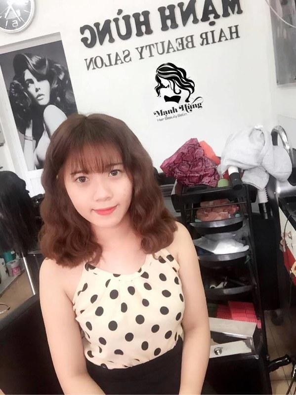 cắt tóc nữ đẹp 2