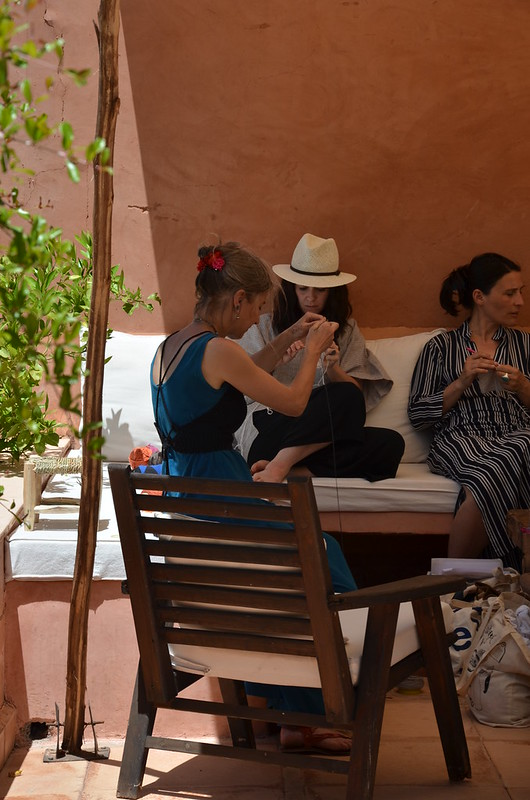 marrakech may 2017 cool crochet workshop